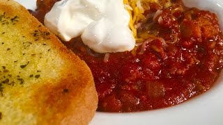 The Best Chili You'll Ever Taste!