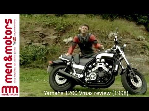 Yamaha 1200 V Max Review 1998