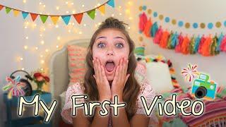 My First Video!   Kamri Noel