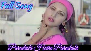 Paradeshi haire paradeshi Odia HQ Full Song   Sidhhant and Rachana   Suhaga Sindura Odia Movie