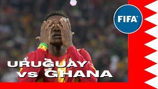 Uruguay Vs Ghana And The Second Hand Of God (EXCLUSIVE)