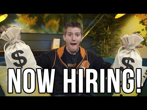 We're Hiring! Full-time Graphic Designer & Part-time Video Editor