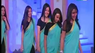 شارع شريف : شاهد أستعراض بنات المدرسة على أقوي أغنية هندية !
