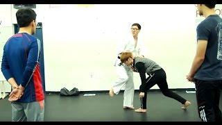 [GNK CORE] Core Training for Martial arts 무술에서 코어 사용법