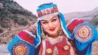 Shahid Khan, Asma Lata - Pashto film   Fakhr E Afghan   song Za Khu Afghan Em Sherini