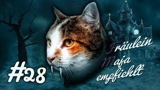 Katzen-Unerklärliches und Mythen. So entlarvst du deine Katze auch als Vampir! #028