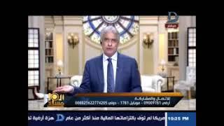 العاشرة مساء   مع وائل الإبراشي وحوار حول تواجد التوك توك بالشارع المصري حلقة 26-8-2018