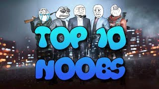Zula - Worst Plays Compilation | TOP 10 NOOBS part2