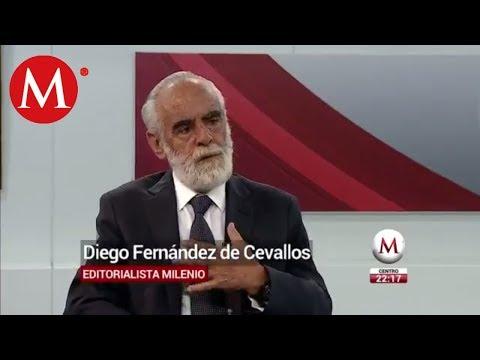 Xxx Mp4 Diego Fernández De Cevallos El Pulso Del Primer Debate Presidencial 3gp Sex
