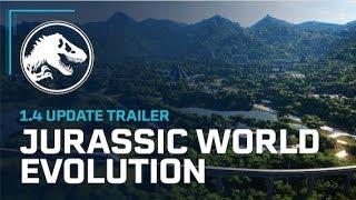Jurassic World Evolution - New Game Update