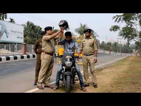 Traffic awareness video, Agartala