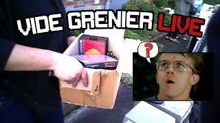 Vide grenier LIVE : Un lot megadrive ?