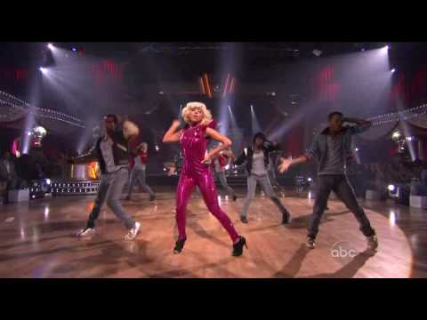 [HQ] Lady GaGa - LoveGame Live Dancing With The Stars HQ