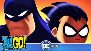 Teen Titans Go! | He