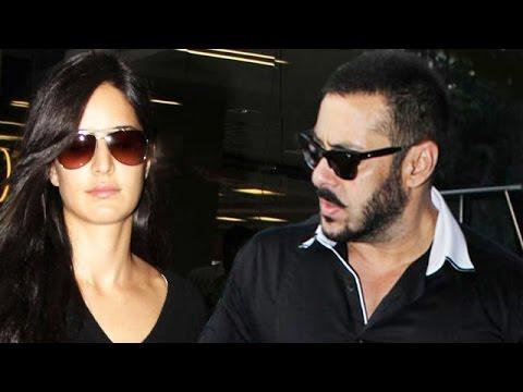 Salman Khan's LATE NIGHT Drive With Ex Katrina Kaif