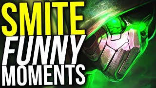 DOUBLE LOKI ULTIMATES ARE OP! - SMITE FUNNY MOMENTS