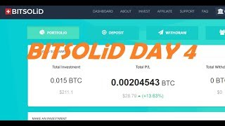 BITSOLiD Day 4