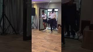Master KG feat zanda - Skeleton Moves dance, wedding step