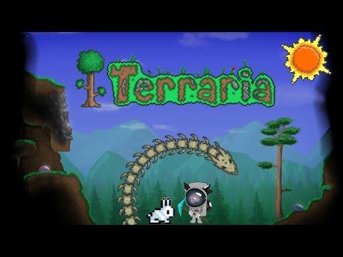 Terraria 1.3 (Expert Mode) s2e02 - Вспоминаем как играть