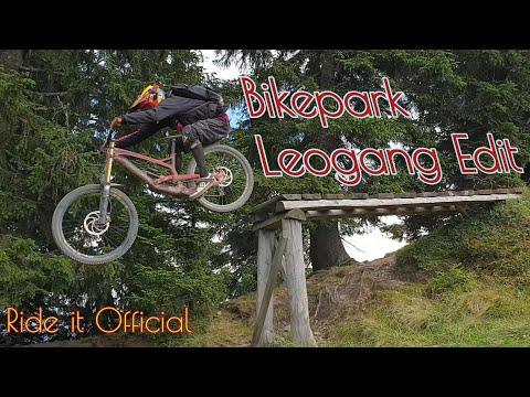 Bikepark Leogang edit  Ride it Official  Yt tues cf pro