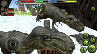 Ultimate Dinosaur Simulator: T-Rex Gameplay #7 | Eftsei Gaming