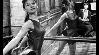"""RARE - Dancing Audrey Hepburn in """"The Secret People"""" - 1952 (HD)"""