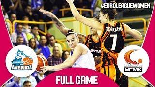 Perfumerias Avenida (ESP) v UMMC Ekaterinburg (RUS) - Full Game - EuroLeague Women 2017-18