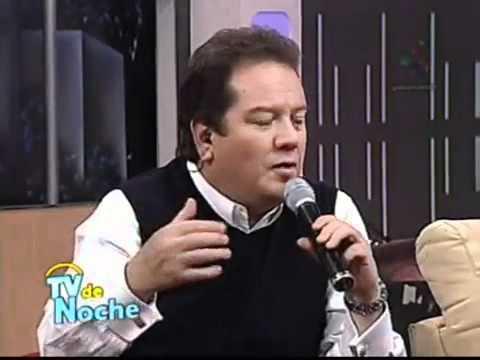 Andrea Garcia sale de Tv de Noche mayo 2011