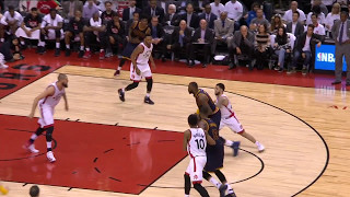 Cleveland Cavaliers at Toronto Raptors | May 5, 2017