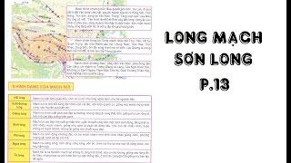 XEM PHONG THỦY SƠN LONG, LONG MẠCH ĐẤT, NHÀ Ở P.13