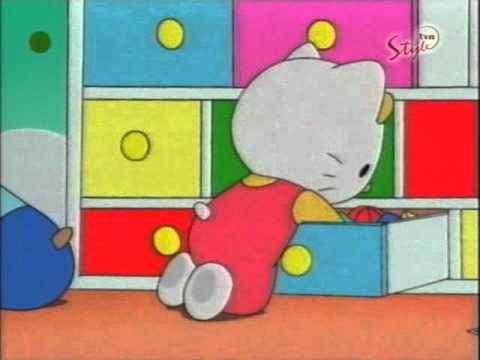 Hello Kitty odcinek 15 B bajki Wszystko ma swoje miejsce PL