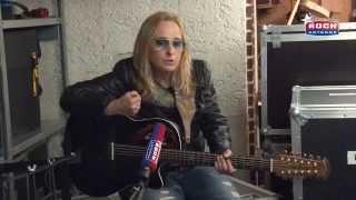 """Melissa Etheridge teaching """"Bring me some water"""" - School of Rock"""
