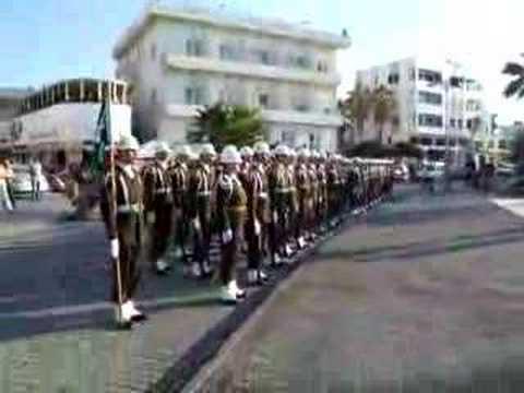 Kıbrıs ta Turk Askeri