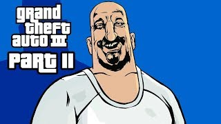 Grand Theft Auto 3 PS4 Gameplay Walkthrough Part 11 -  GRAND THEFT AERO (GTA 3)