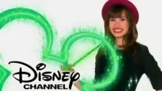 Demi Lovato, Miley Cyrus and Selena Gomez - Disney Channel - Intros