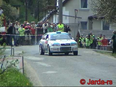 Rally Lužické hory 2010 wrc