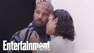 Creed II: Michael B. Jordan & Tessa Thompson On The Sequel | Cover Shoot | Entertainment Weekly