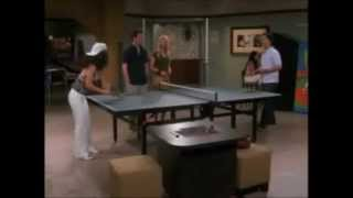 Monica and Chandler Bloopers