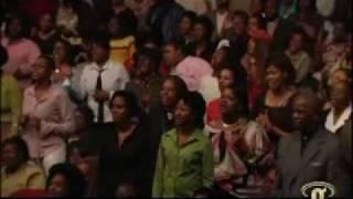 Hopeville Medley Kirk Franklin- It's Over Now
