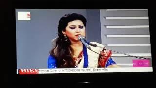 Dake Pakhi SATV Live By Sangita Biswas Mukta