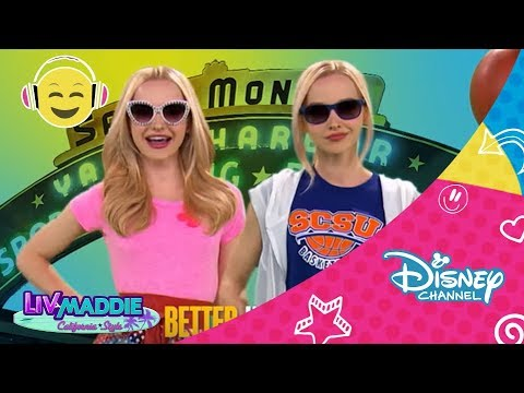 "Xxx Mp4 Liv Y Maddie California Style Karaoke De ""Better In Stereo"" Disney Channel Oficial 3gp Sex"