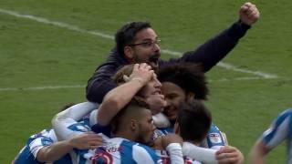 HIGHLIGHTS: Huddersfield Town 2-1 Leeds United