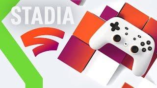 """Stadia, el """"Netflix de los videojuegos"""" de Google: Jugar desde la nube a 4K en CUALQUIER DISPOSITIVO"""