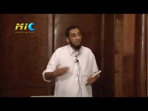 Desi Husband...FUNNY Nouman Ali Khan...