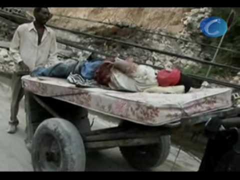Haití clama pidiendo ayuda vídeo 3 de 3 Resumen