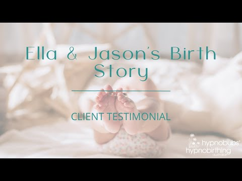 Hypnobirthing Works! First time parents tell how they didn't make it to the hospital. :)