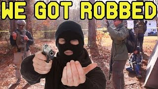 Revelations 7 | We Got Robbed - Chapters 13-16 (Open World Airsoft Game)