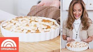 Healthy Sweet Potato Casserole With A Secret Ingredient By Joy Bauer | Joy Full Eats | TODAY