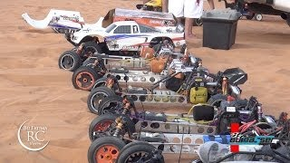 baja Season Just Started - RC gasoline Cars Gathering تجمع سيارات لاسلكية
