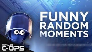 Critical Ops - Funny Random Moments #13 C-OPS